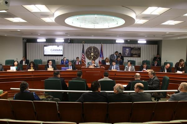 Foto: Página Web Cámara de Representantes http://www.tucamarapr.org/