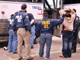 ICE inmigración