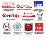 Logos de organizaciones en apoyo a la declaracion de apoyo a la rebelión colombiana 3